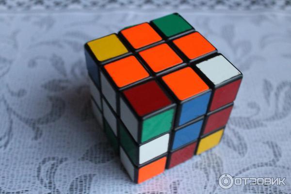 Игрушка - головоломка Кубик