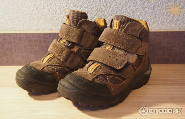 1bfb8838b Отзыв о Детские зимние ботинки Ecco Gore-tex | К качеству обуви ...