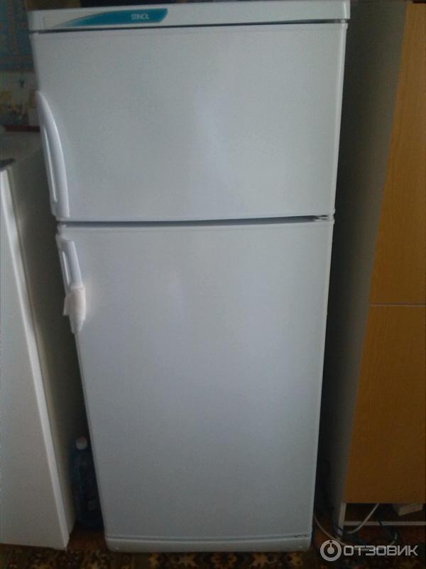 Холодильник стинол двухкамерный