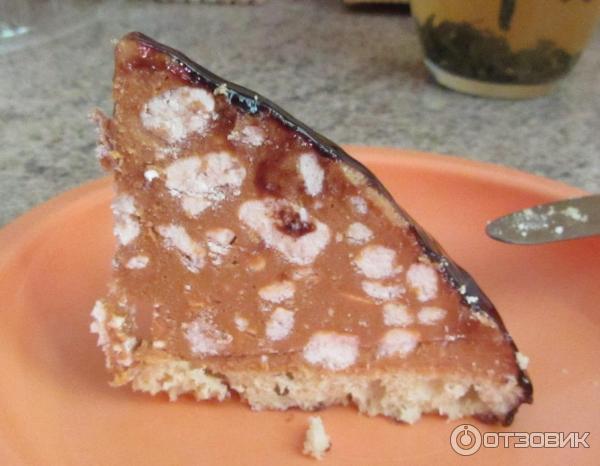 торт трюфельный рецепт от палыча