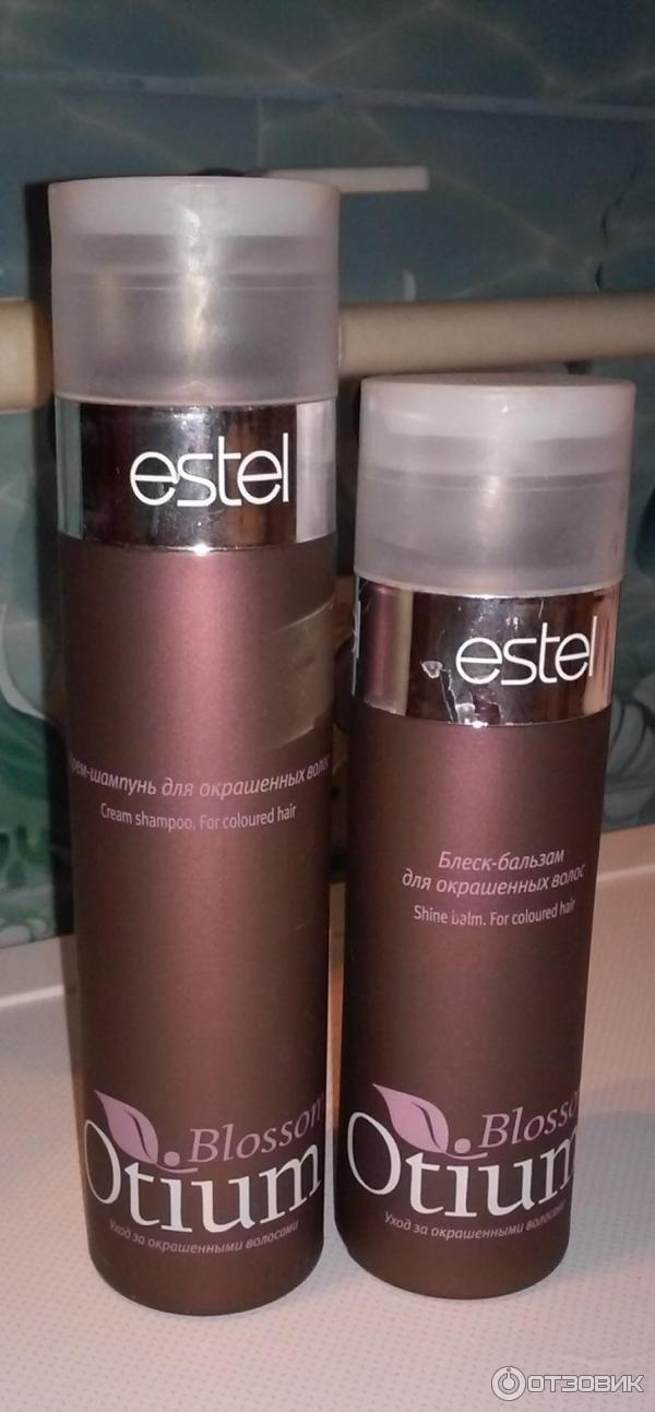 Шампунь для волос эстель для окрашенных волос отзывы