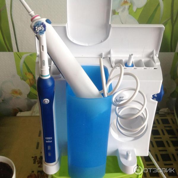 Oral b professionalcare oxyjet 17 фотография