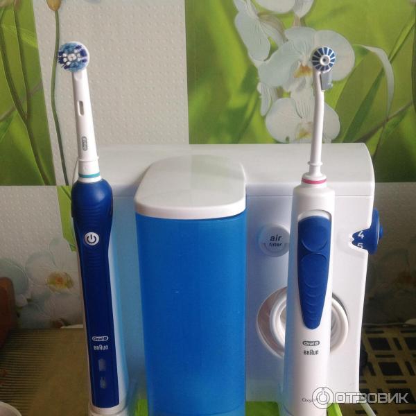 Oral b professionalcare oxyjet 1 фотография