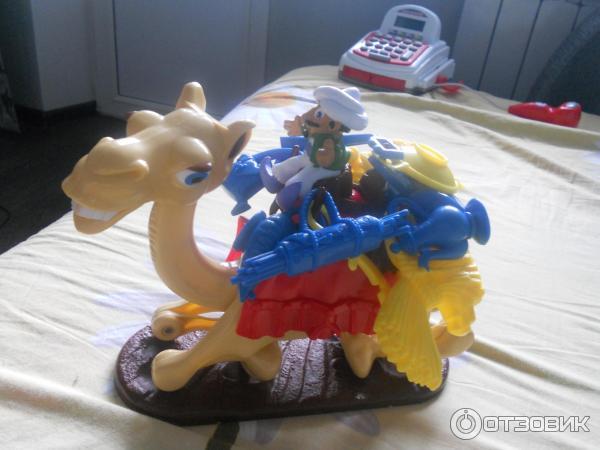 Настольная игра Али-Баба и его непослушный верблюд фото