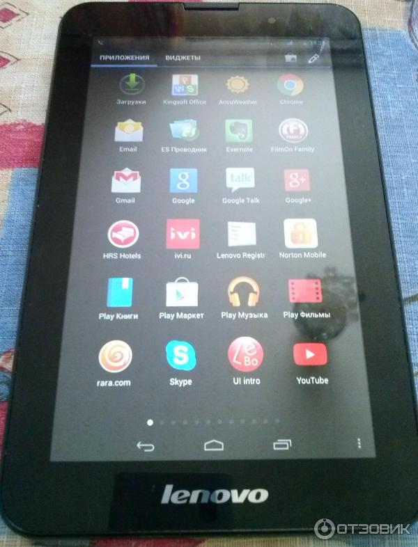 lenovo tablet pc ideatab 3000 h model name 60030 парашка