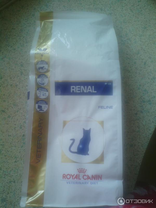 Royal Canin Renal Liquid 200мл | kotomarket