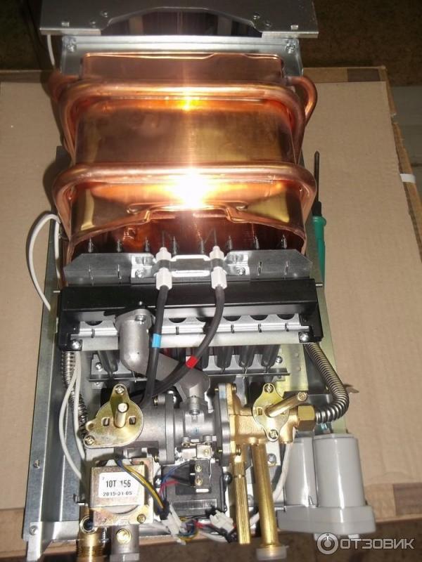 Колонка нева 4510 течет теплообменник Пластины теплообменника Sondex SW189 Пушкино