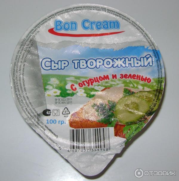 Дешевый сливочный сыр
