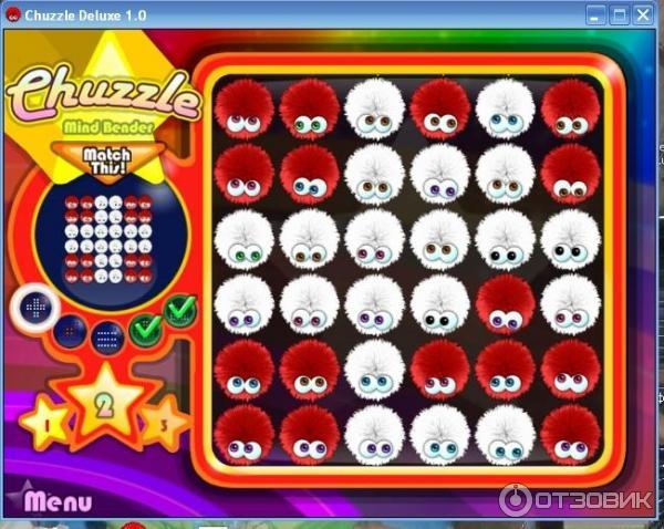 Chuzzle Deluxe  Games No