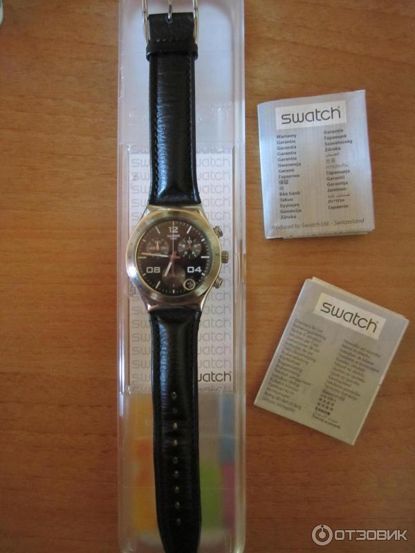 Swatch часы купить irony