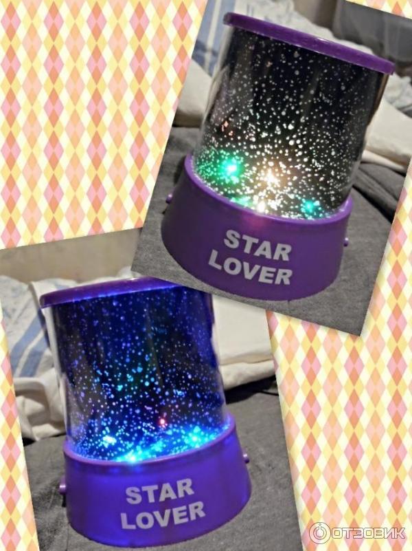 Ночник проектор звездное небо отзывы