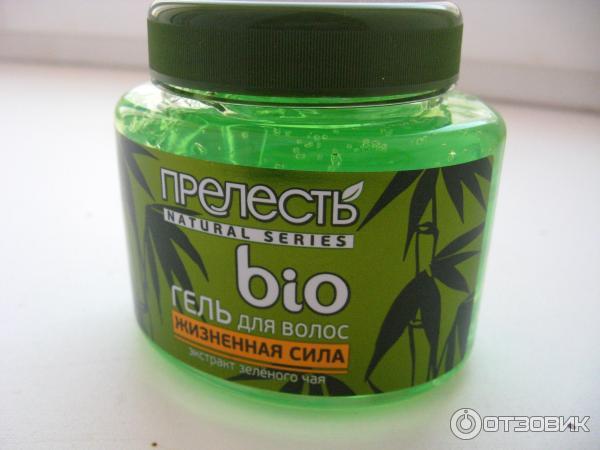 Прелесть био гель для волос