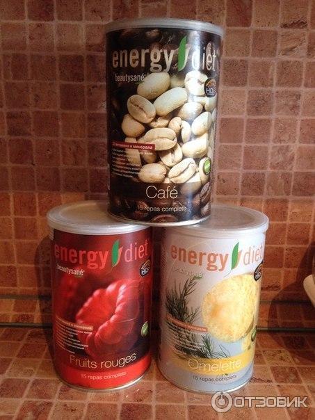 Energy Diet Slim для похудения, купить, отзывы Энерджи
