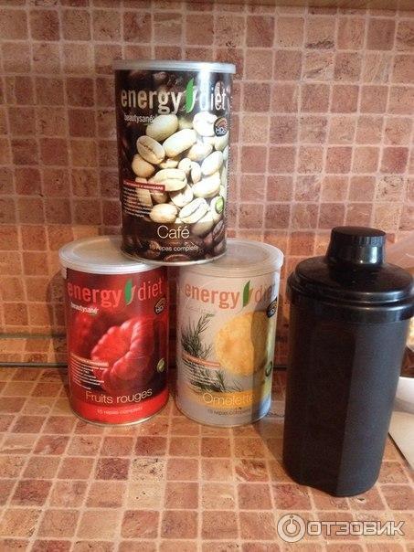 Какой вред от Energy Diet - anticellulitinfo