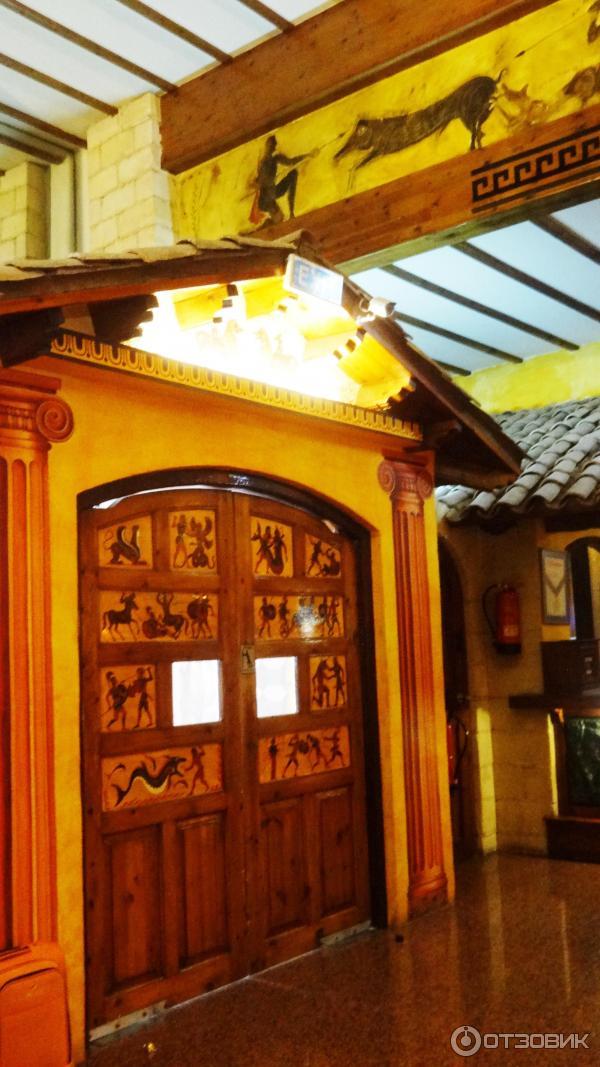 Отель roman hotel 3 кипр пафос