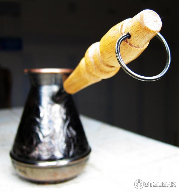 Ручка для турки своими руками 65
