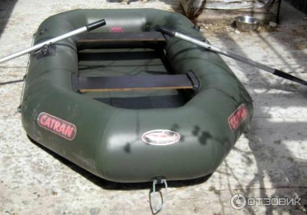 надувная лодка catran c-245