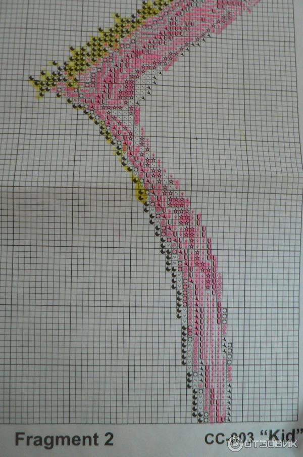 Схема вышивки на черной канве малыш 34