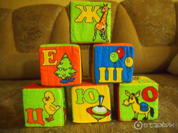 Мягкие кубики с буквами своими руками 85