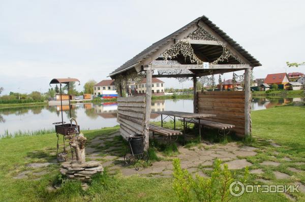 база отдыха в белгороде с рыбалкой