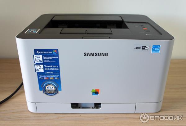 Как сделать принтер samsung 945