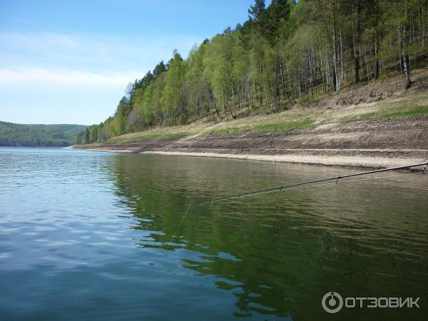 дербино красноярский край рыбалка