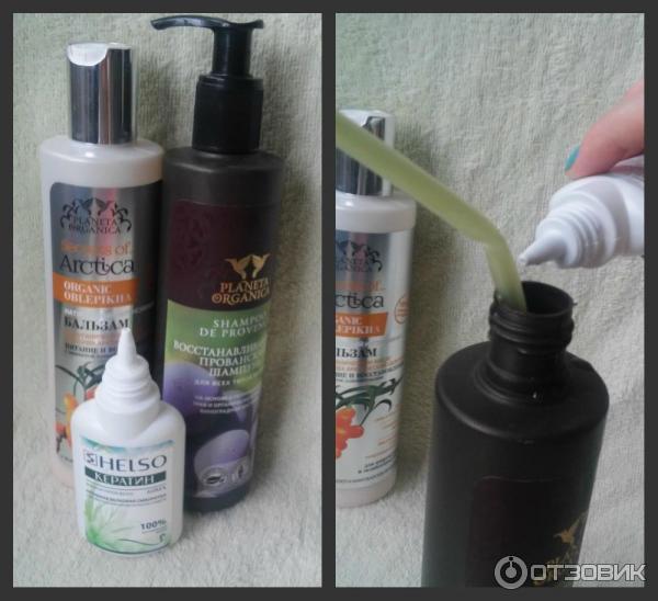 Кератин и волосы в домашних условиях