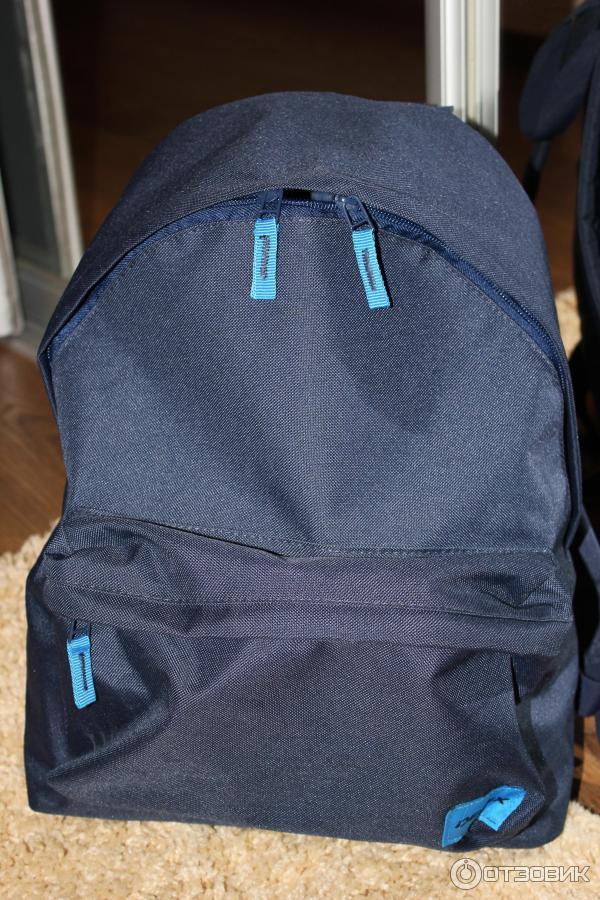 отзыв о рюкзак Demix для меня он лучший по всем параметрам