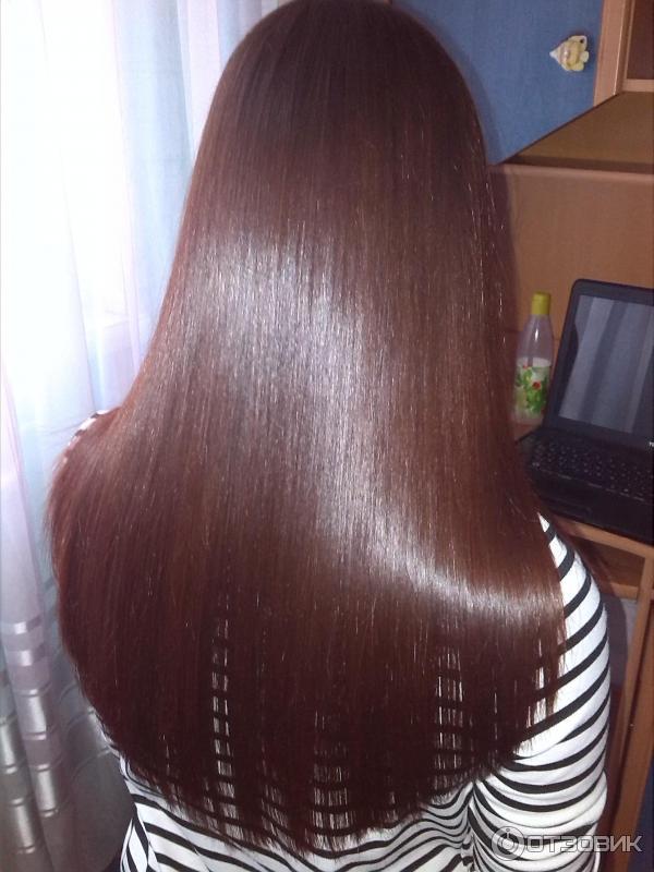 7.7 эстель фото на волосах