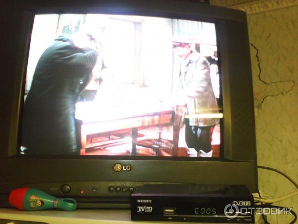 Комплект цифрового телевидения REMO TV Future Outdoor DVB-T2 фото