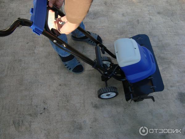 Культиватор Lux 1400 Электрический Инструкция - фото 5
