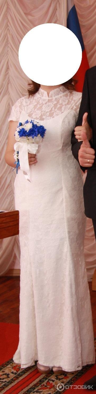 ef494479522c2d7 Отзыв о Свадебное платье Aliexpress   Мое прекрасное платье Aliexpress.