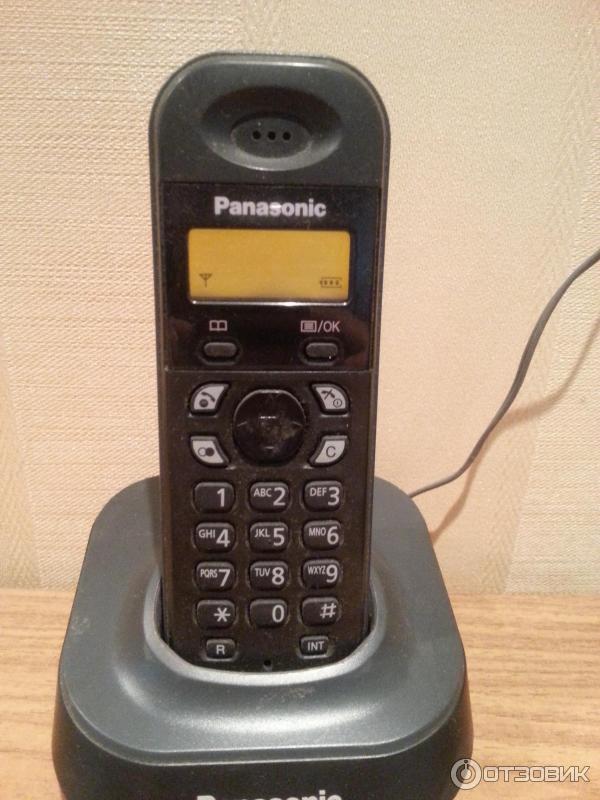 Инструкция Телефон Panasonic Kx Tg1401ru