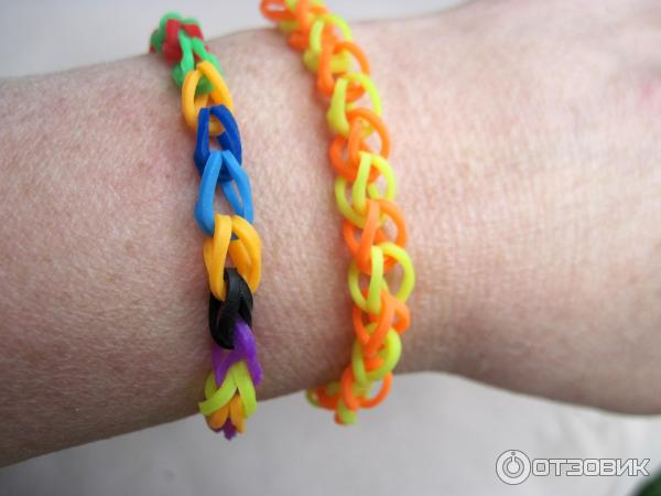 Плетение резиночек для девочек