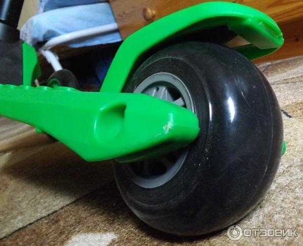 Ремонт колеса самоката