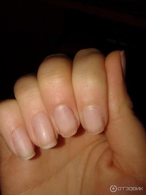 Мягкие ногти как укрепить