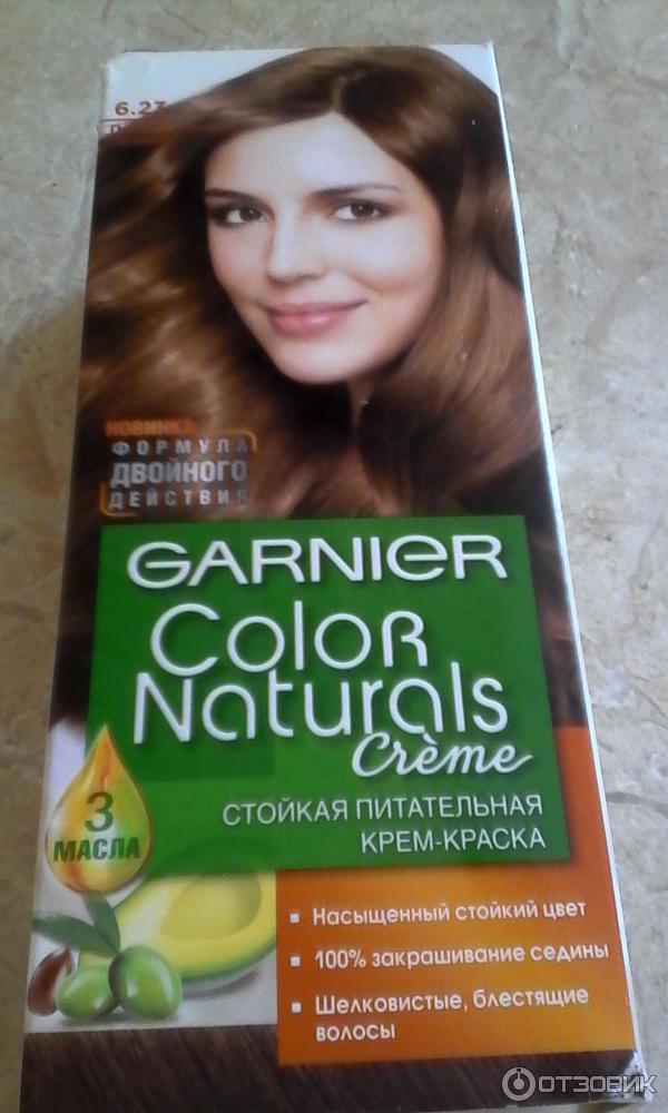 Миндаль краска для волос