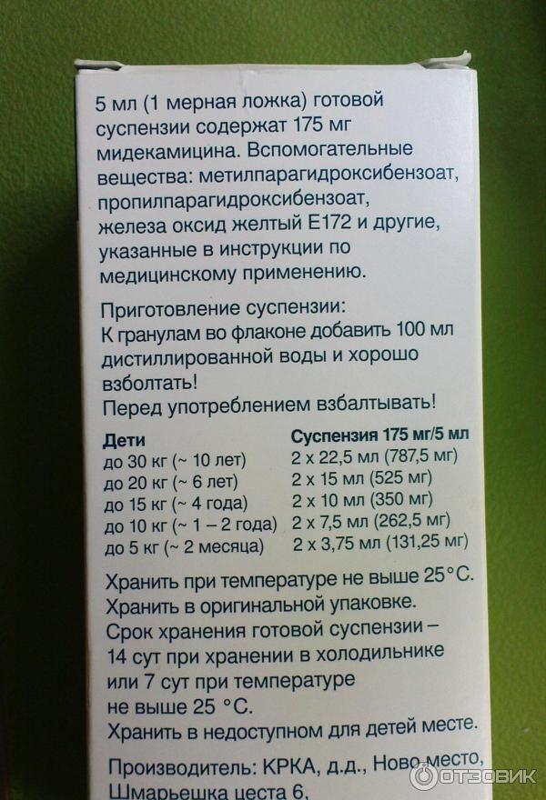 макропен суспензия инструкция по применению для детей