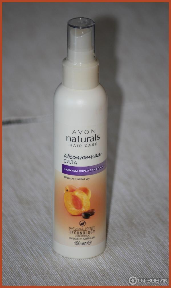 Бальзам-спрей для волос абрикос и масло ши эйвон отзывы