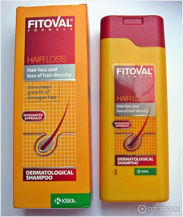 шампунь фитовал против выпадения волос отзывы