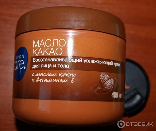 Масло для тела с какао своими руками