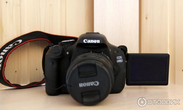 Canon eos 600d dslr camera 8gb full kit