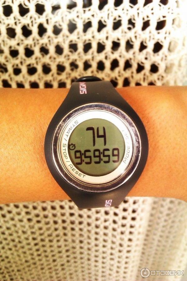 Часы спортивные, часы-трекер Sigma PS 1511 купить в