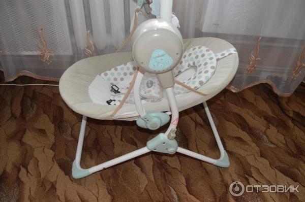 Электрокачели Baby Care Balancelle Инструкция - фото 8