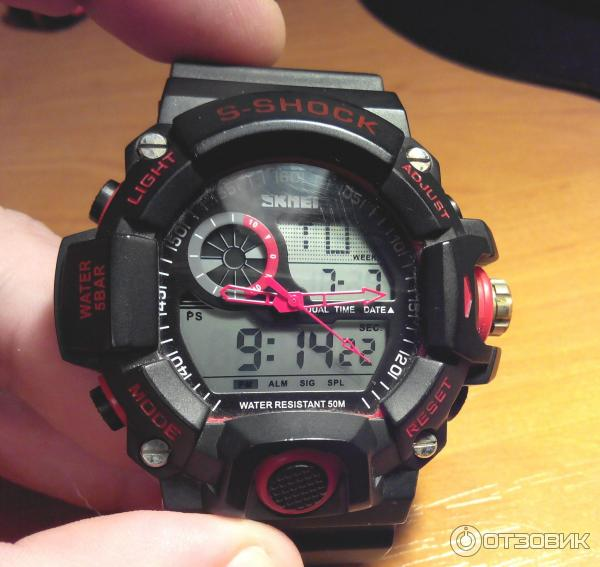 Com  timsty electronic sports watch with led backlight. Спортивные  водонепроницаемые часы s-shock 0939 фирмы skmei. 51fb94ac6a9