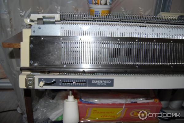 Бытовая вязальная машина Silver Reed SK280|SRP60N фото