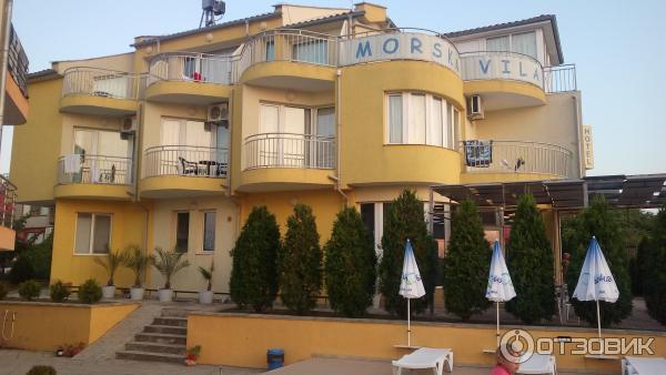 Villa morska zvezda 3 созополь отзывы