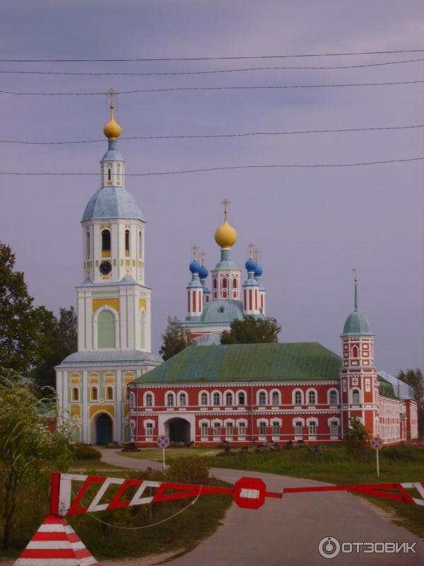 Рождество-Богородичный Санаксарский мужской монастырь (Россия, Мордовия) фото