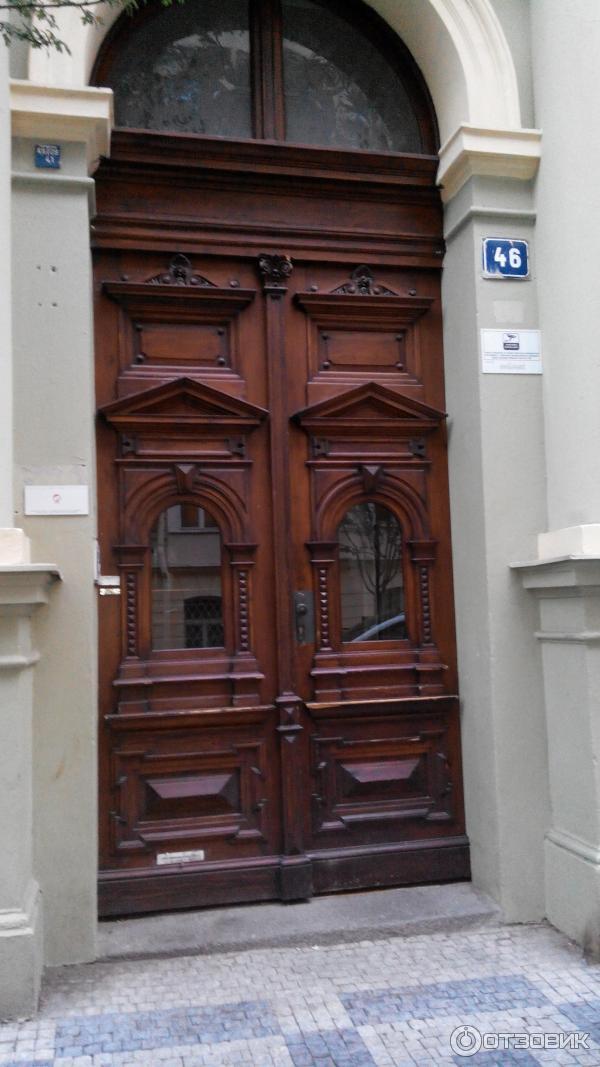 Дверь прага