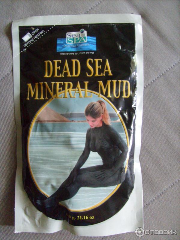 Купить грязь мертвого моря